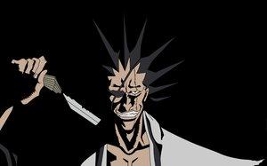 Rating: Safe Score: 20 Tags: all_male bleach male polychromatic sword transparent vector weapon zaraki_kenpachi User: atlantiza