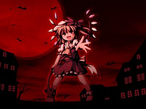 Rating: Safe Score: 16 Tags: flandre_scarlet touhou vampire User: Oyashiro-sama