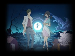 Rating: Safe Score: 51 Tags: asahina_satoru jpeg_artifacts kiroumaru kojima_hirokazu shin_sekai_yori squealer watanabe_saki User: mikuna