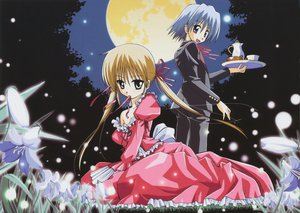 Rating: Safe Score: 6 Tags: ayasaki_hayate dress hata_kenjirou hayate_no_gotoku sanzenin_nagi User: Xtea