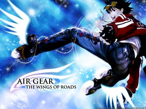 Rating: Safe Score: 36 Tags: air_gear minami_itsuki User: Nucleo-colour