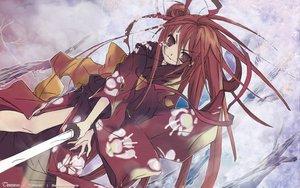 Rating: Safe Score: 46 Tags: shakugan_no_shana shana sword weapon User: Oyashiro-sama