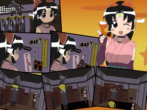 Rating: Safe Score: 12 Tags: ninin_ga_shinobuden shinobu shinobuden User: 秀悟