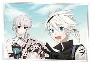 Rating: Safe Score: 14 Tags: kaine nier nier_(character) User: Tensa
