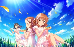 Rating: Safe Score: 15 Tags: annin_doufu idolmaster idolmaster_cinderella_girls idolmaster_cinderella_girls_starlight_stage tagme_(character) User: luckyluna