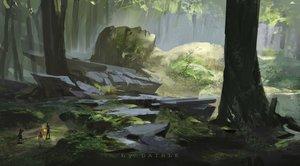 Rating: Safe Score: 42 Tags: daible forest jpeg_artifacts male original scenic tree watermark User: RyuZU