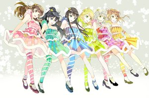 Rating: Safe Score: 102 Tags: 119 black_hair blonde_hair blue_eyes brown_eyes brown_hair dress ganaha_hibiki gloves green_eyes hoshii_miki houjou_karen idolmaster idolmaster_cinderella_girls kamiya_nao long_hair shibuya_rin shijou_takane thighhighs white_hair User: Maboroshi