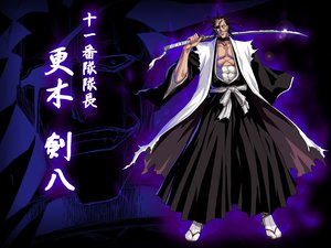 Rating: Safe Score: 9 Tags: all_male bleach male zaraki_kenpachi User: Oyashiro-sama
