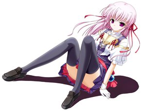 Rating: Safe Score: 39 Tags: estel_freesia white yoake_mae_yori_ruri_iro_na User: HawthorneKitty