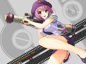 Rating: Safe Score: 39 Tags: gun police tagme tomose_shunsaku weapon User: ZakuWarrior