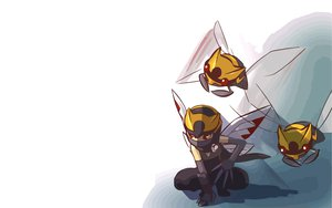 Rating: Safe Score: 49 Tags: ninjask pokemon User: 秀悟