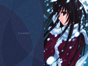 Rating: Safe Score: 11 Tags: ever17 gloves komachi_tsugumi scarf snow tagme_(artist) User: 秀悟