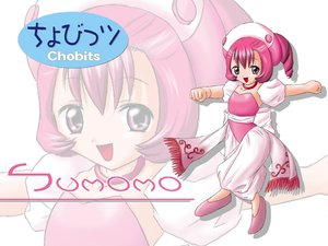 Rating: Safe Score: 6 Tags: chobits jpeg_artifacts pink_hair sumomo zoom_layer User: Oyashiro-sama