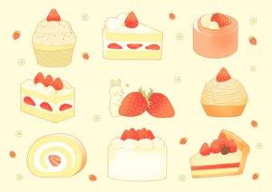 Rating: Safe Score: 33 Tags: animal cake chocolate flowers food fruit original rabbit rag. strawberry User: otaku_emmy