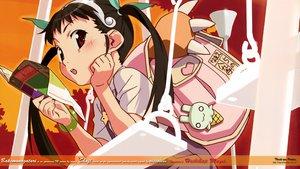 Rating: Safe Score: 11 Tags: bakemonogatari hachikuji_mayoi loli monogatari_(series) User: 秀悟