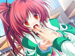 Rating: Safe Score: 18 Tags: game_cg magus_tale ponytail red_hair school_uniform seera_finis_victoria tenmaso whirlpool User: Oyashiro-sama