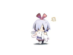 Rating: Safe Score: 23 Tags: animal chibi disgaea pleinair rabbit white User: Oyashiro-sama