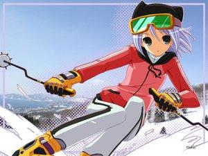 Rating: Safe Score: 15 Tags: dreamsoft snow sport tsurugi_hagane User: Oyashiro-sama