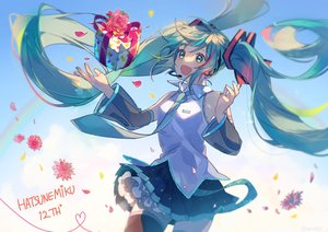 Rating: Safe Score: 27 Tags: hatsune_miku omutatsu vocaloid User: FormX