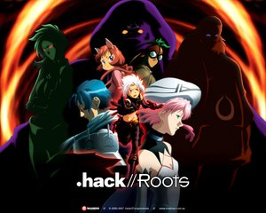 Rating: Safe Score: 14 Tags: .hack// .hack//g.u. .hack//link .hack//roots haseo ovan sakisaka shino tabby User: Oyashiro-sama