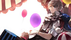 Rating: Safe Score: 36 Tags: all_male blonde_hair blue_eyes gloves male short_hair swd3e2 vocaloid User: Flandre93