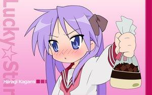 Rating: Safe Score: 10 Tags: blush hiiragi_kagami lucky_star User: 秀悟