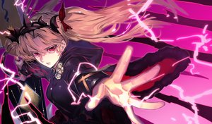 Rating: Safe Score: 40 Tags: blonde_hair close ereshkigal_(fate/grand_order) fate/grand_order fate_(series) fixro2n long_hair twintails User: Dreista
