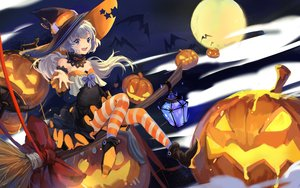 Rating: Safe Score: 83 Tags: carota halloween original witch User: luckyluna