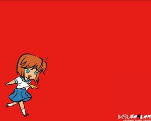 Rating: Safe Score: 12 Tags: higurashi_no_naku_koro_ni red ryuuguu_rena vector User: Cremmy