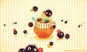 Rating: Safe Score: 34 Tags: candy ghibli nobody qinni susuwatari watermark User: otaku_emmy