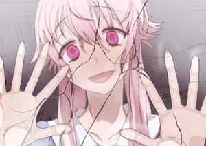 Rating: Safe Score: 127 Tags: gasai_yuno konoma mirai_nikki pink_eyes pink_hair User: Lollipoppish