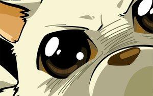 Rating: Safe Score: 15 Tags: animal close dog excel_saga menchi User: Oyashiro-sama