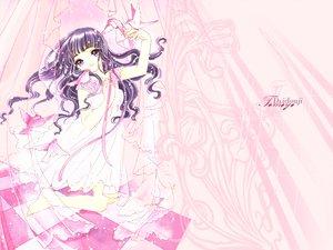 Rating: Safe Score: 14 Tags: card_captor_sakura clamp daidouji_tomoyo pink User: Oyashiro-sama
