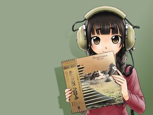 Rating: Safe Score: 13 Tags: headphones tagme User: Oyashiro-sama