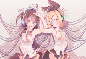 Rating: Safe Score: 2 Tags: kagamine_rin tagme_(artist) vocaloid yuezheng_ling User: Flandre93