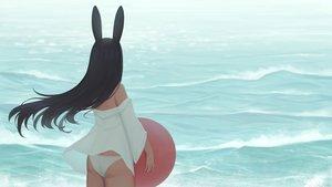 Rating: Safe Score: 45 Tags: animal_ears bunny_ears bunnygirl kamu_kame original User: ssagwp