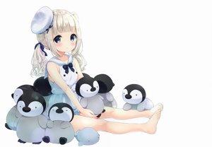 Rating: Safe Score: 32 Tags: animal loli neki_(wakiko) original penguin User: mattiasc02