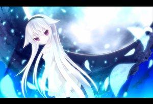 Rating: Safe Score: 114 Tags: afilia headband kiyomin long_hair moon night original petals purple_eyes vampire white_hair User: HawthorneKitty