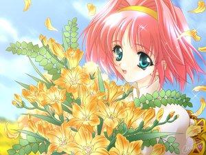 Rating: Safe Score: 2 Tags: carnelian flowers princess_memory tagme User: Oyashiro-sama