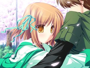 Rating: Safe Score: 6 Tags: blonde_hair game_cg koyuki_amagase magus_tale school_uniform short_hair tenmaso whirlpool yellow_eyes User: Oyashiro-sama