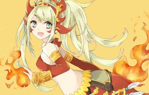 Rating: Safe Score: 114 Tags: echidna_(p&d) hsiao puzzle_&_dragons User: FormX