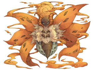 Rating: Safe Score: 53 Tags: kuuneru pokemon volcarona wings User: PAIIS