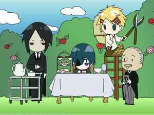 Rating: Safe Score: 54 Tags: all_male chibi ciel_phantomhive finnian kuroshitsuji male sebastian_michaelis tanaka vector User: Eluna^_^