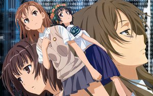 Rating: Safe Score: 24 Tags: black_hair brown_eyes brown_hair haruue_eri headdress kiyama_harumi long_hair misaka_mikoto necklace pink_eyes scan seifuku short_hair skirt to_aru_kagaku_no_railgun to_aru_majutsu_no_index uiharu_kazari yellow_eyes User: pantu