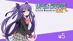 Rating: Safe Score: 50 Tags: little_busters! long_hair sasasegawa_sasami school_uniform skirt tagme_(artist) twintails User: Wiresetc