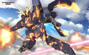 Rating: Safe Score: 57 Tags: mecha mobile_suit_gundam mobile_suit_gundam_unicorn unicorn_gundam_banshee User: HMX-999
