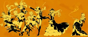 Rating: Safe Score: 26 Tags: 35_(pixiv) beatrice eva-beatrice kanon_(character) lucifer male orange polychromatic ronove shannon siesta410 umineko_no_naku_koro_ni ushiromiya_ange ushiromiya_battler virgilia User: HawthorneKitty