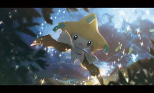 Rating: Safe Score: 0 Tags: jirachi otsumami_(bu-bu-heaven) pokemon User: FormX