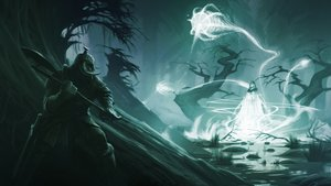 Rating: Safe Score: 84 Tags: armor grass magic male the_elder_scrolls weapon User: Freenight
