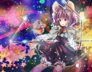 Rating: Safe Score: 41 Tags: animal_ears mousegirl nazrin tail touhou User: HawthorneKitty
